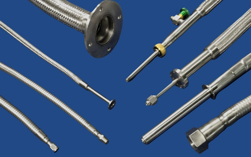 Cryofab Now Offers the Ultimate in Flexible Metal Hose for Cryogenic Liquid Gases