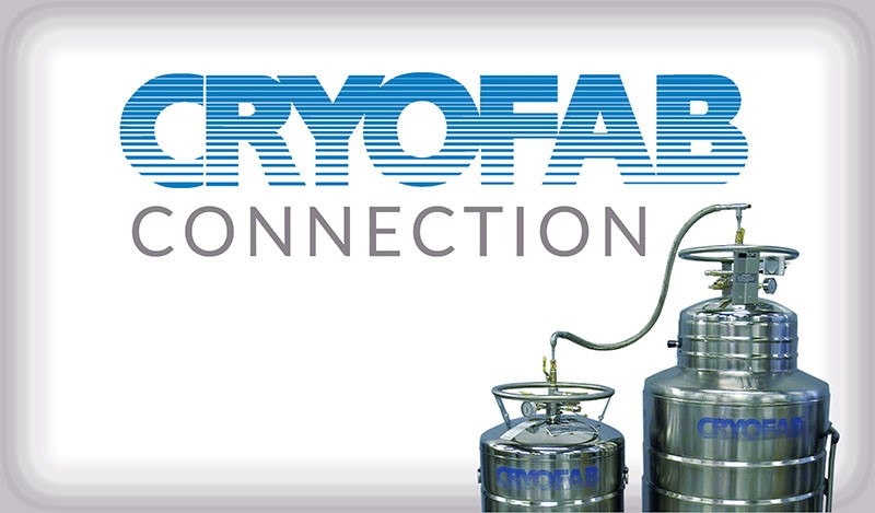 Cryofab Tank on NBC Sports