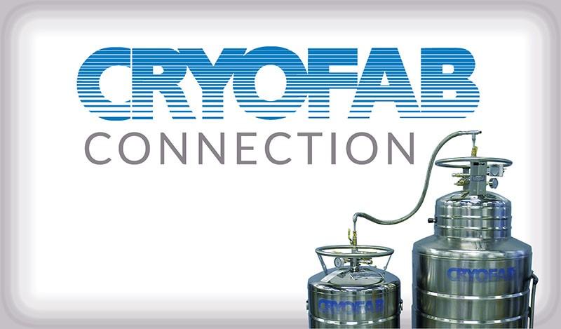 Cryofab Tank on NBC Sports