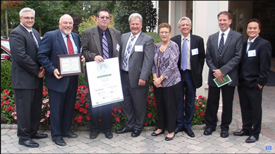 Cryofab, a New Jersey Business, Honored by Rothman Institute