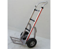 hand truck for cryogenic storage and transport