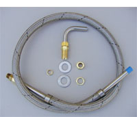 vent kit for cryogenic storage and transfer