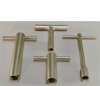 vent keys for cryogenic storage systems