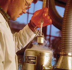 safely handling cryogenic liquids