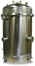 custom cryogenic vessel for aerospace