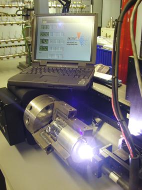 computerized welding of cryogenic tanks