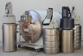 cryogenic tank repair
