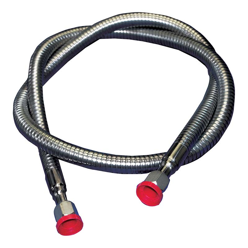 uninsulated cryogenic hose