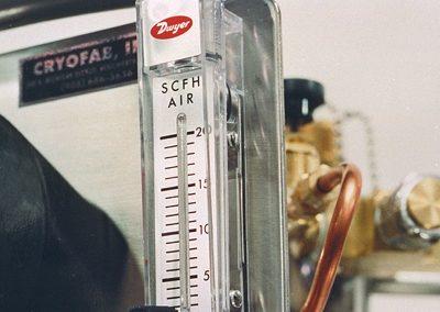 cryogenic flowmeter