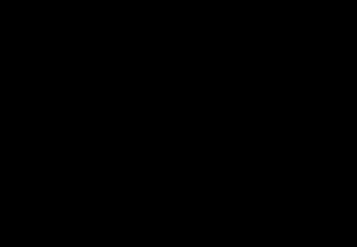 liquid helium line flexible u-tube with right angle shut-off valve